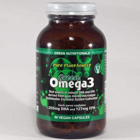 Green Omega3 90c