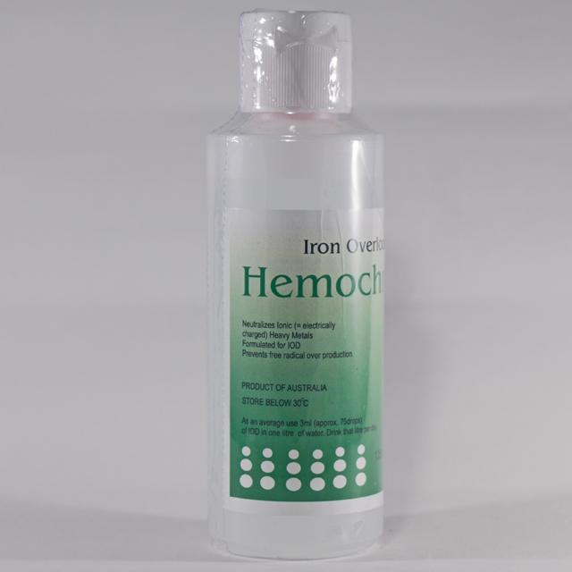 hemochromotosis