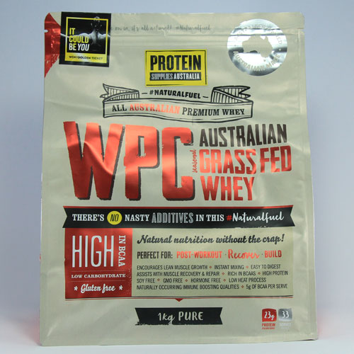 pure whey protein concentrate